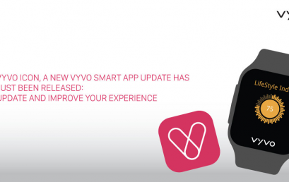 VYVO ICON: a new VYVO Smart App update has just been released: Update and improve your experience