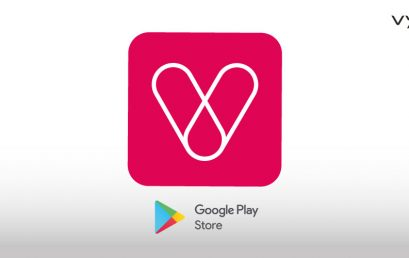 VYVO Smart App – Android version, just updated in Google Play Store